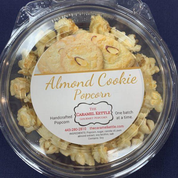 Almond Cookie Popcorn