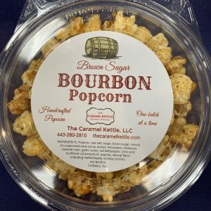 Brown Sugar Bourbon Popcorn