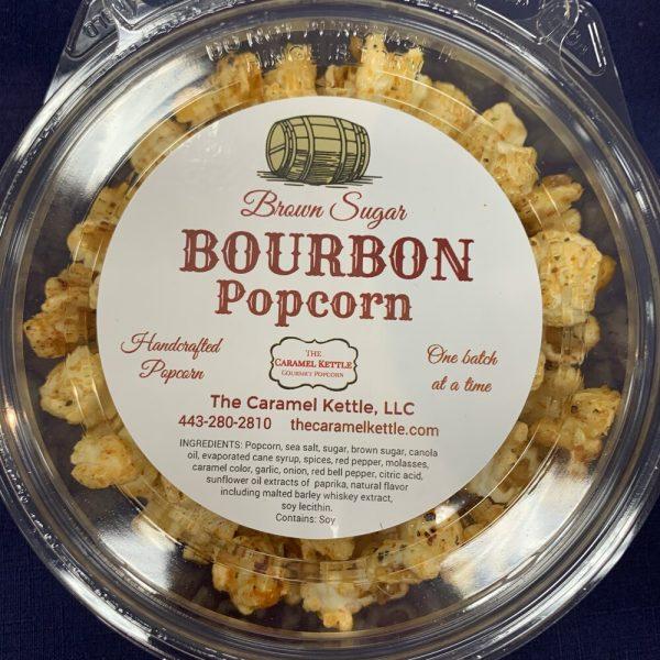 Brown Sugar Bourbon Popcorn