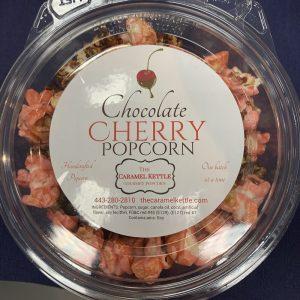 Chocolate Cherry Popcorn