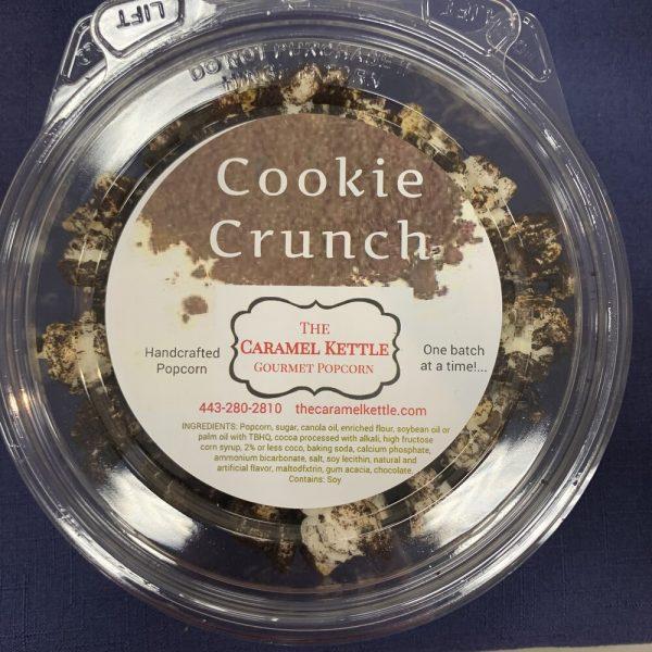 Cookie Crunch Popcorn