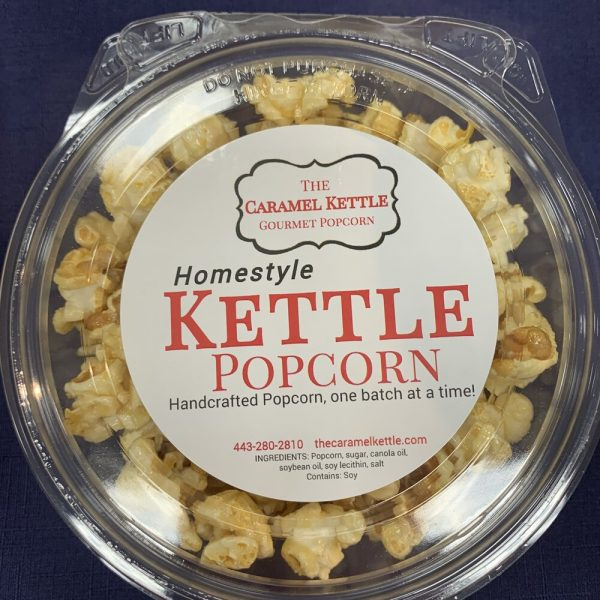 Homestyle Kettle Corn
